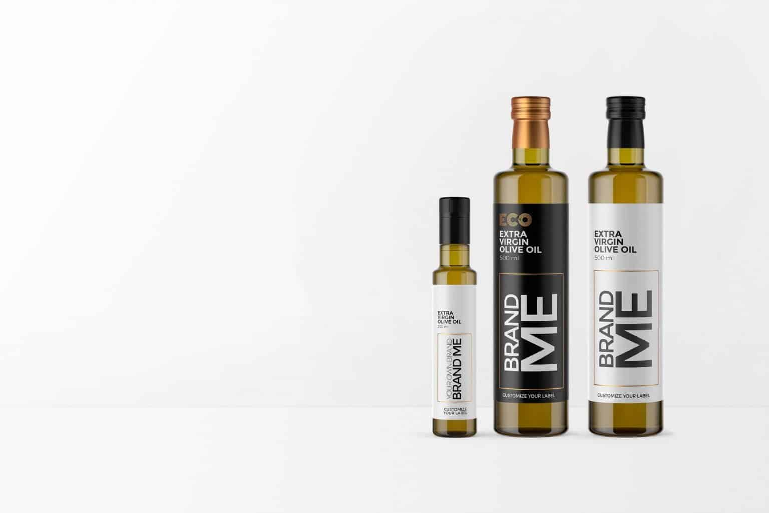 Extra Virgin Olive Oil Private Label